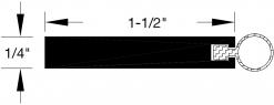 754 Weatherstripping
