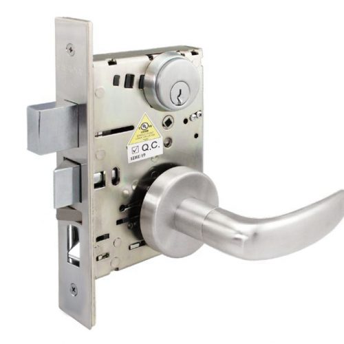 Commercial Hardware:Locksets:Locks Mortise:NM8453 – Entrance