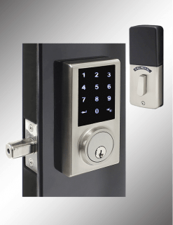 Touch Screen Deadbolt
