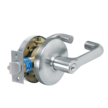 TUB00 Cal-Royal Lockset